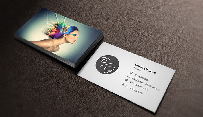Free Business Card Templates PSD