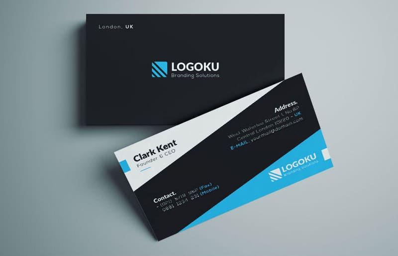 Free business card templates psd pasoevolist free colourmoves