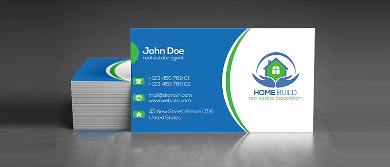 Free Real Estate Business Card Templates