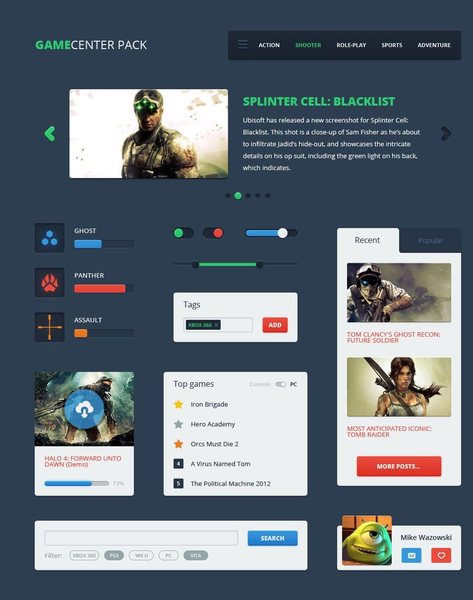 Color picker online upload image - Gamecenter Pack