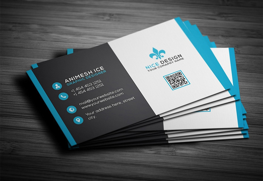 Simple Business Card PSD