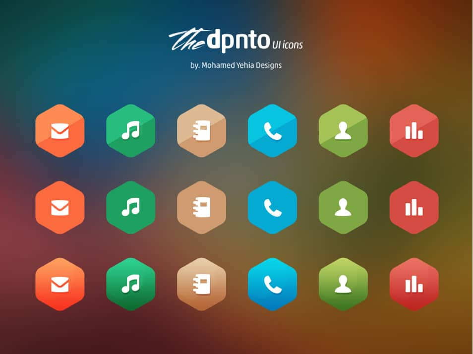 The Dpnto Ui Icons