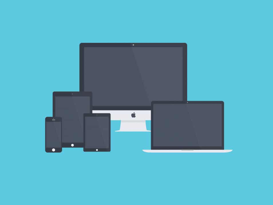 Free Flat Devices PSD