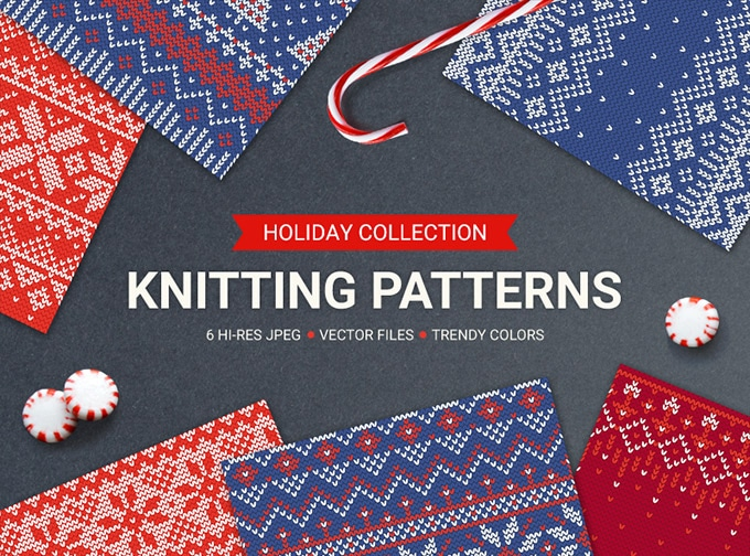 Knitting Seamless Patterns