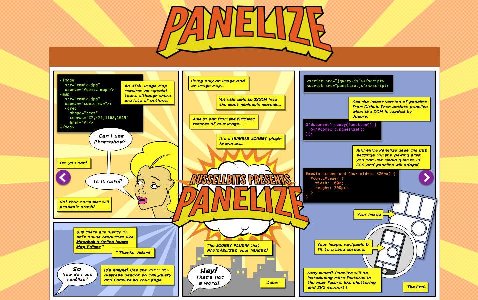 jQuery Panelize