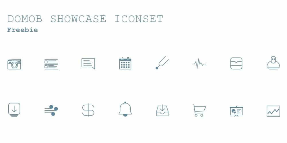 35 Free Line Icons