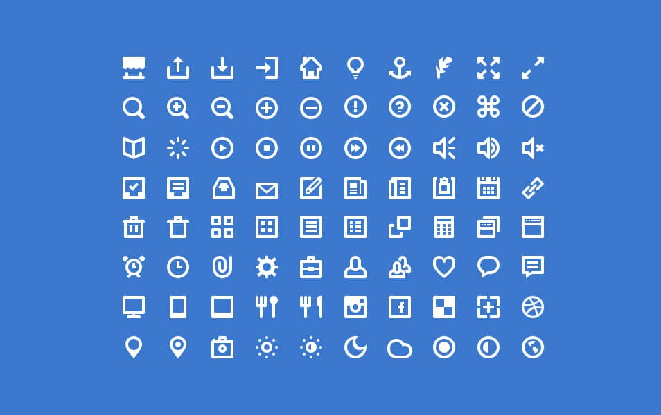 80-Shades-of-White-Icons