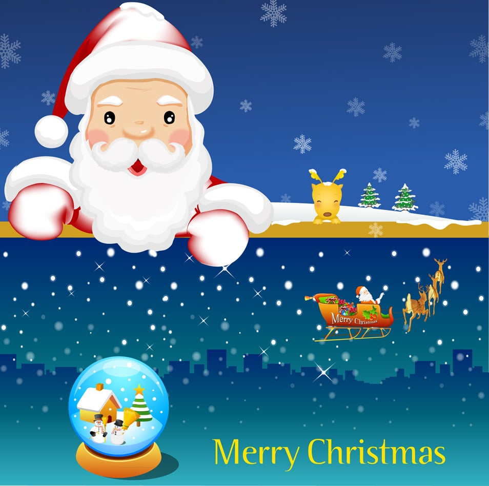 Christmas Card (Ai file)