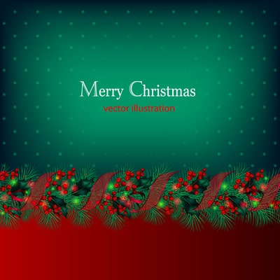 Free Beautiful Christmas Background