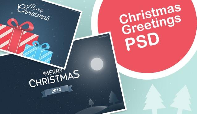 free christmas greeting cards psd  u203a free greetings psd