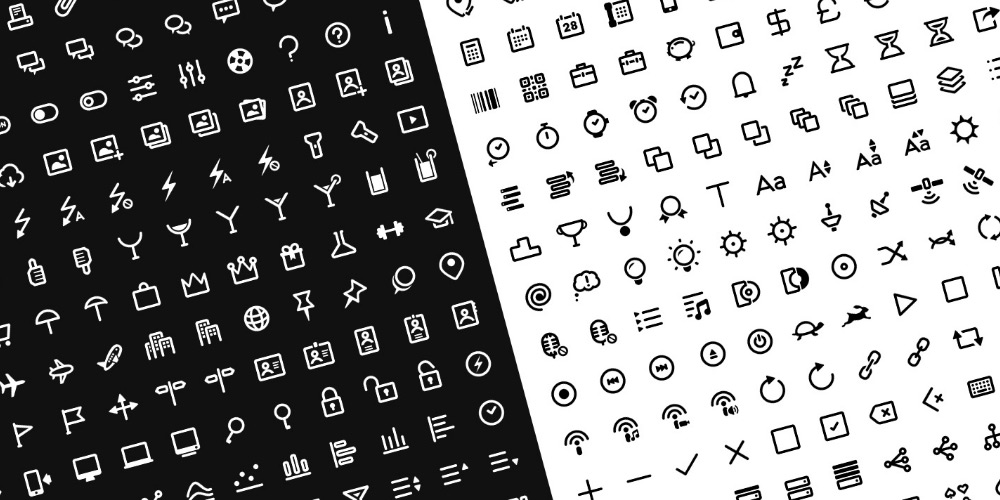 Free Clear Icons
