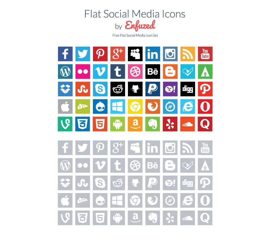 YouTube Icons -PSD, AI, Vector EPS Format Download