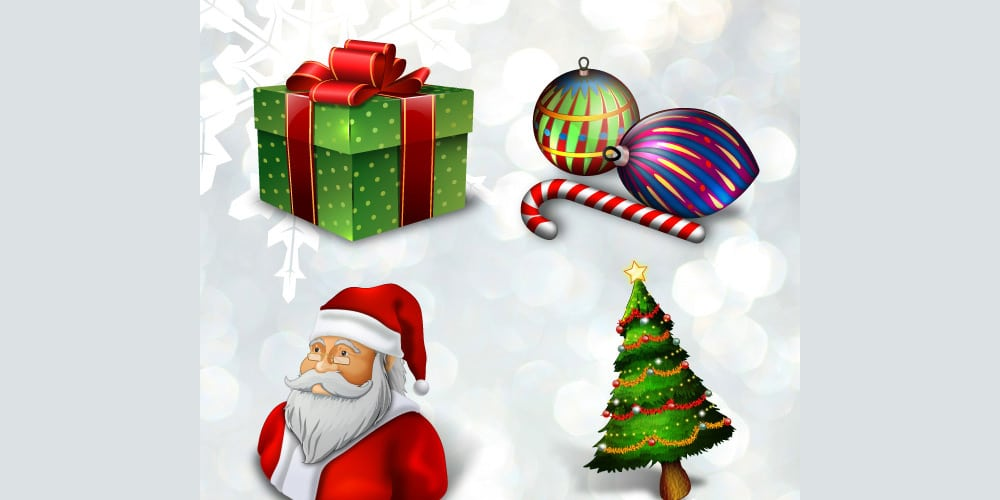Free Holiday Seasonal Icons