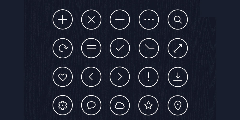 Free Icon Pack