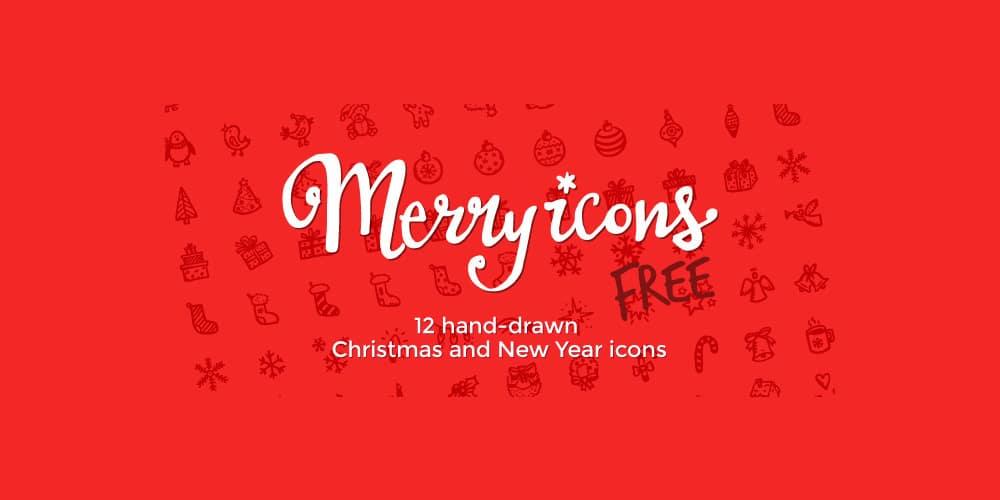 Free Merry Icons