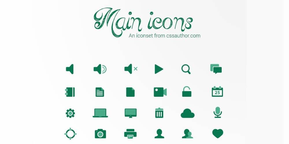 Free UI Icons