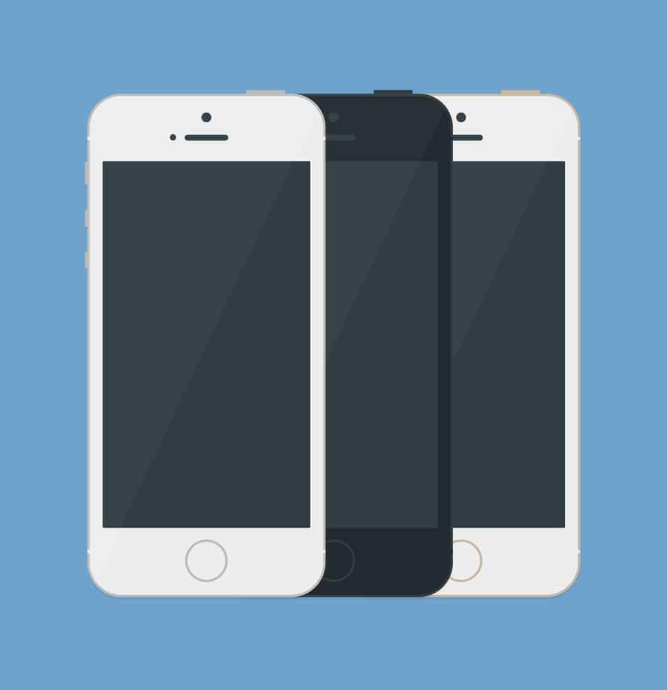 Free iPhone 5s Set