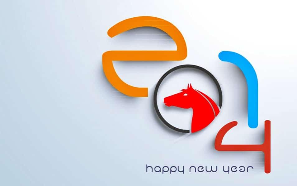 Happy New Year 2014 China