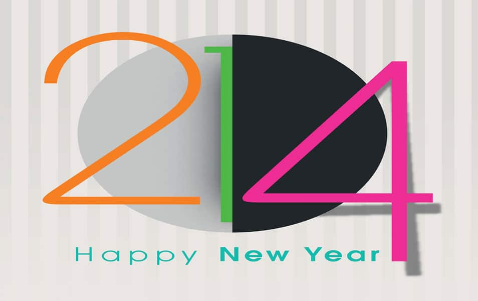 Happy new year wallpaper 2014 hd happy new year 2014 wallpaper voltagebd