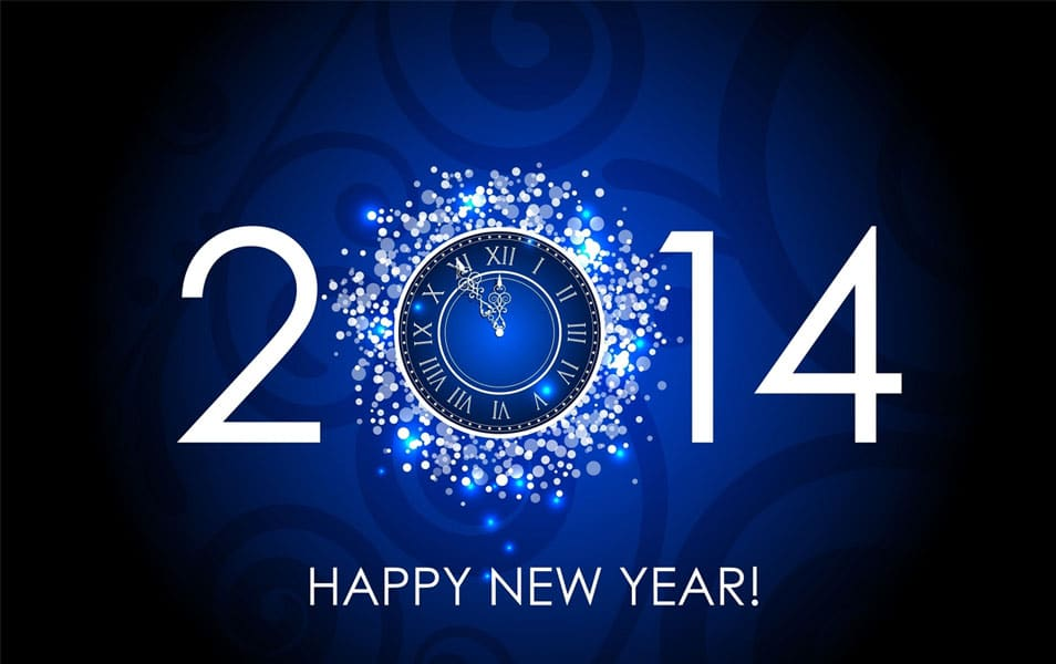 Happy new year wallpaper 2014 hd happy new year 2014 wallpaper voltagebd Image collections