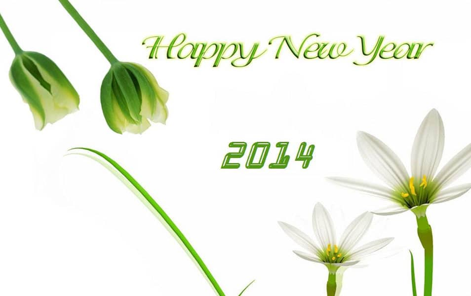 Happy New Year Wallpaper 2014