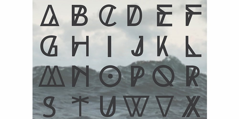 High Tide Free Font