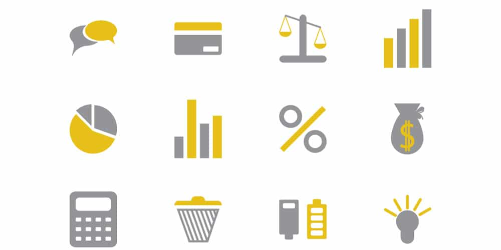 Iconika Free Business and Financial Icon Set