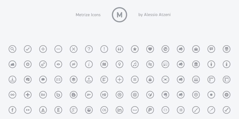 metrize-icons
