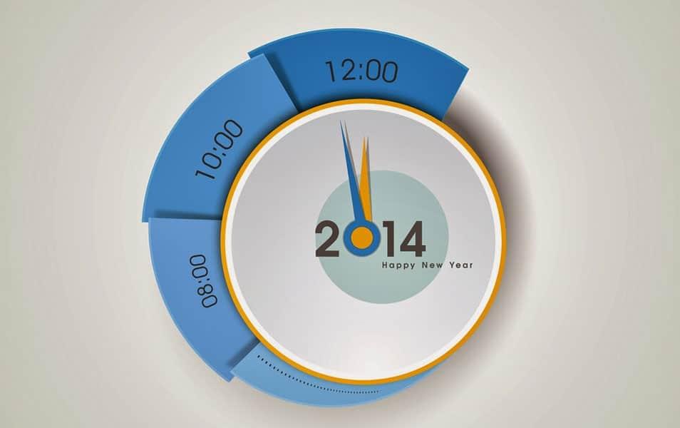 New Year Wallpaper 2014