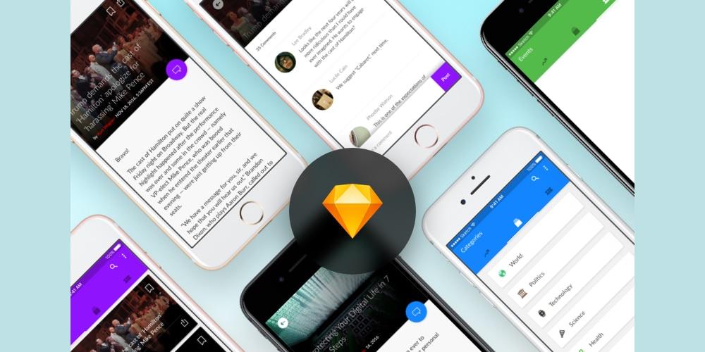 News UI Kit