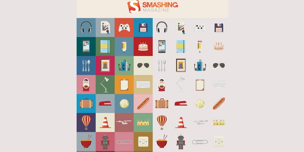 Nice Things Icon Set