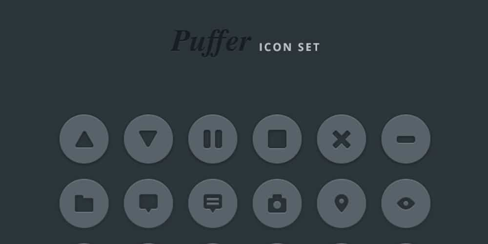 Puffer Icon