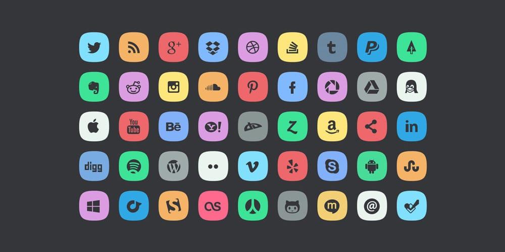 subtle-social-icons