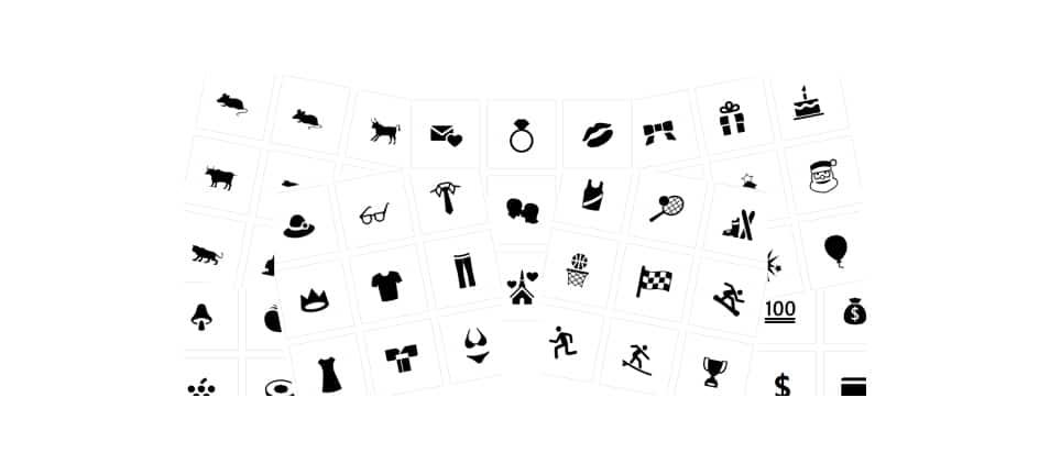 Symbol Icons (Web Font)