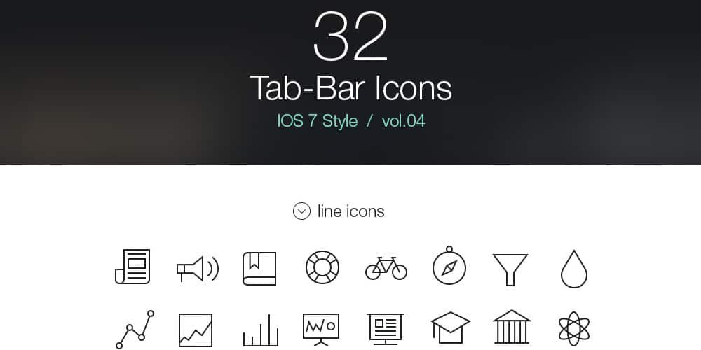 Tab Bar Icons iOS 7