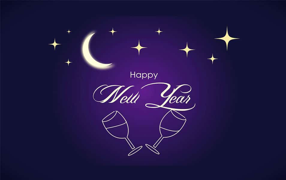 The Night Before New Year 2014 Wallpaper