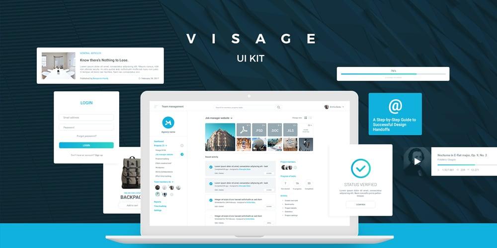 Visage UI Kit