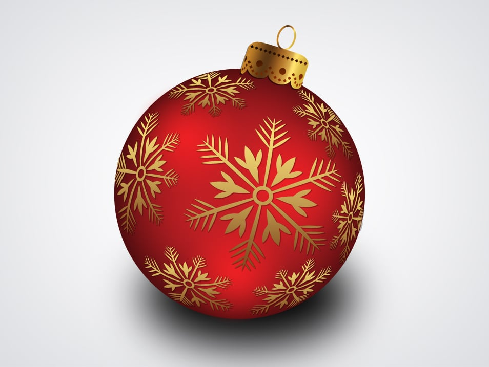 christmas-hanging-ball-psd