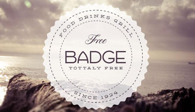 100+ Best Free Badges Vector & PSD