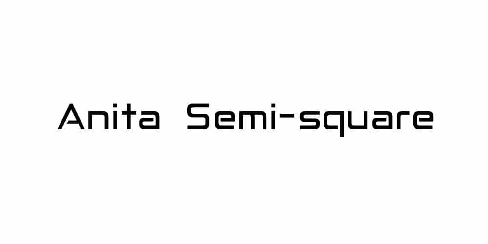 Anita Sem square