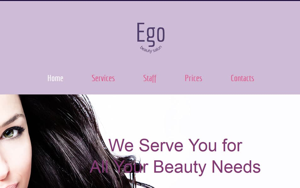 EgoBeauty Html5 Theme