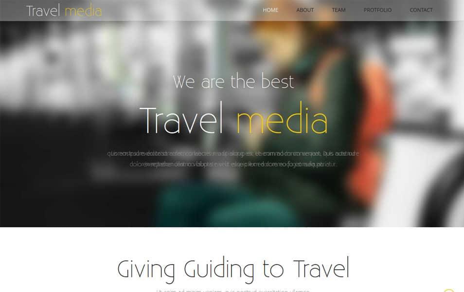 Travel Media