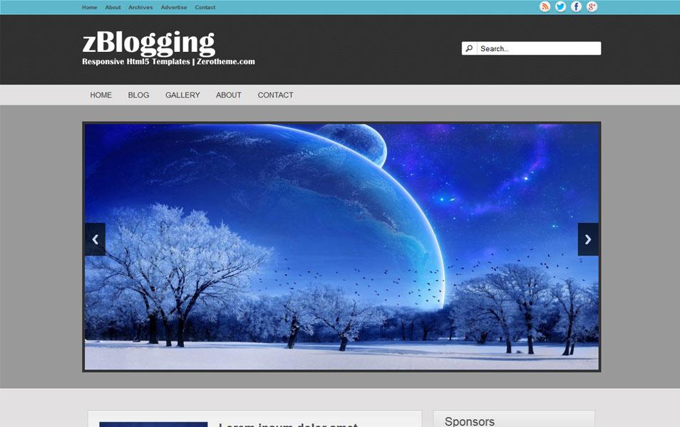 zBlogging