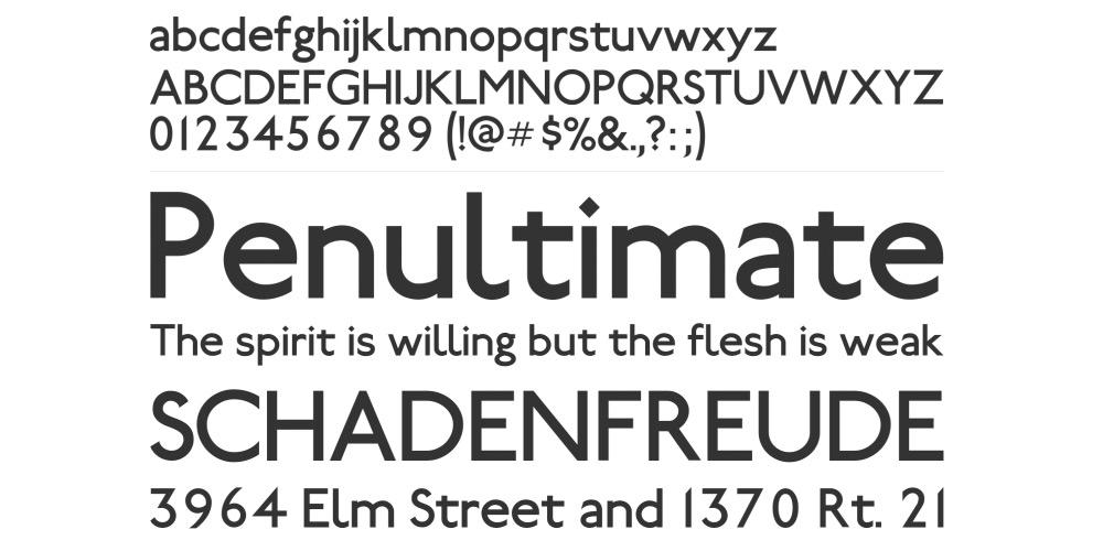 Free Font Railway