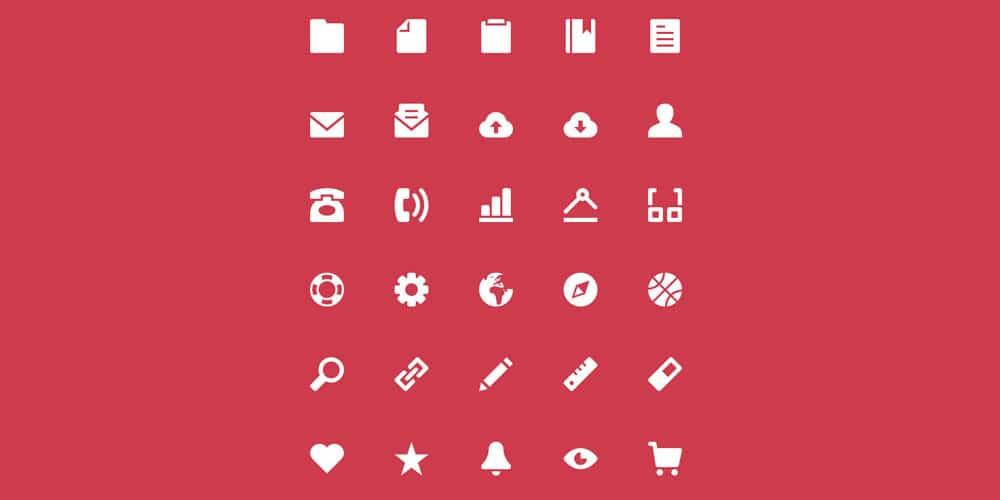 Free Icons PSD