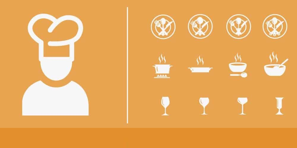 Free Kitchen or  Restaurant Icon