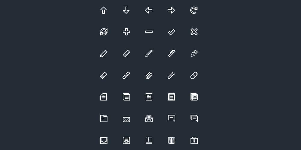 Lineart Icons