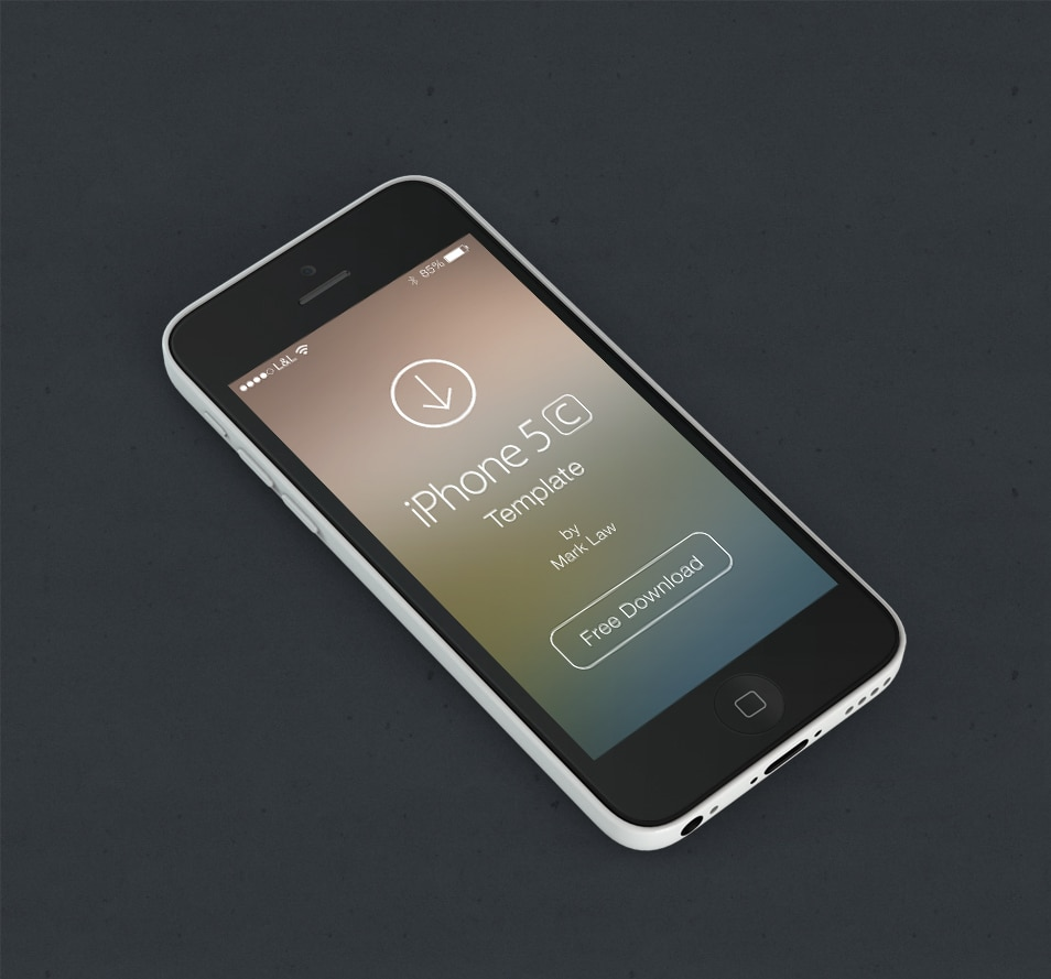 iPhone-5cTemplate