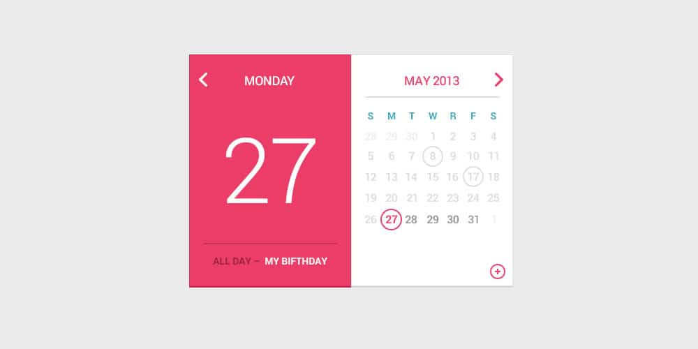 birthday-calendar-design