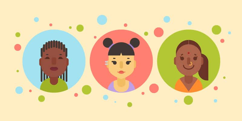 Create Diverse Women Avatars